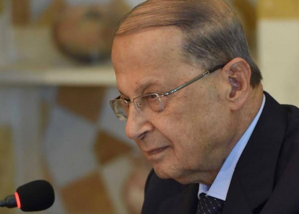 رئيس لبنان يتوجه إلى نيويورك لترؤس وفد بلاده في الجمعية العامة للأمم المتحدة