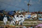 ارتفاع عدد قتلى الإعصار دوريان إلى 50