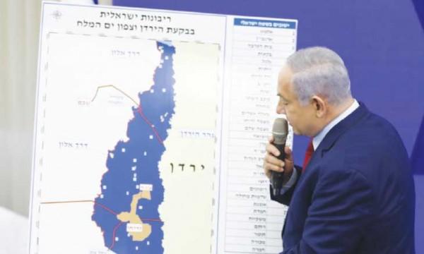نتنياهو يتعهد بضم ثُلث الضفة بعد الانتخابات… وصواريخ غزة تُجبره على الفرار من أسدود