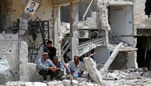 سوريا: خراب.. واستبدال طبقة بأخرى!