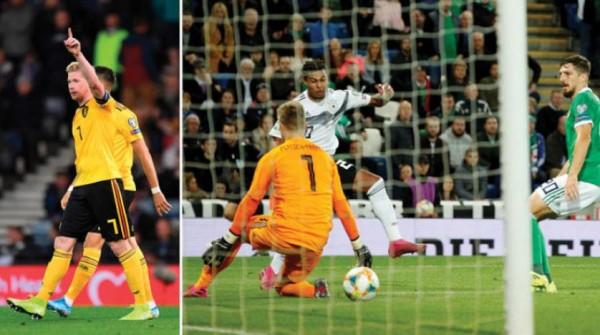 ألمانيا تنتفض على حساب آيرلندا وتتصدر مجموعتها... وهولندا تواصل الانتصارات