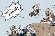 صحف أوروبية: ماذا بعد إزاحة 'صقر الحرب' جون بولتون؟