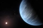 لأول مرة.. اكتشاف كوكب صالح للحياة ويحتوي على المياه