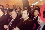سجال حاد بين ابن رفعت الأسد وبهجت سليمان.. ما القصة؟
