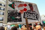 لوفيغارو: قايد صالح يريد فرض انتخابات يرفضها الشعب