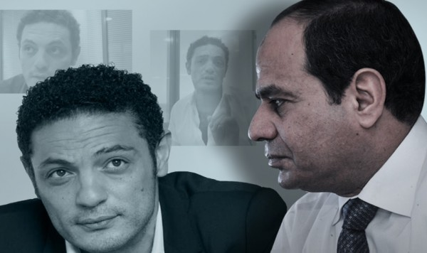 السيسي يرد على 'محمد علي'.. ماذا قال عن القصور ووفاة والدته؟