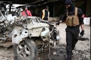 11 قتيلاً بانفجار سيارة مفخّخة في شمال سوريا