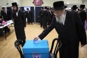 'انتخابات الكنيست كادت أن تتأجل بسبب حرب على غزة'