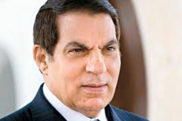 وفاة الرئيس التونسي المخلوع زين العابدين بن علي في منفاه بالسعودية