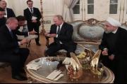 أردوغان يرد التحية.. التين في أنقرة مقابل بوظة موسكو