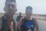 مشهد مذل لعناصر قوات الأسد: 'العسكري كلب حقو نص فرنك ما حدا بيوقفلو '