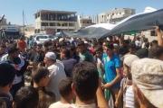 إدلب تتظاهر.. وتهدد بكسر الحدود باتجاه أوروبا