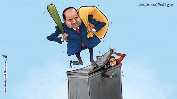 مصر أمام استحقاق ثوري جديد