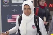 بسبب صورة.. شركة طيران تجبر مراهقة على خلع الحجاب