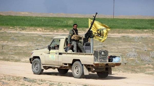 العراق.. طائرات مجهولة تقصف معكسر الحشد الشعبي غربي الأنبار