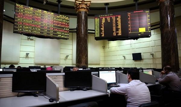 تعليق التعاملات في البورصة المصرية لمدة 30 دقيقة بعد تراجع بنسبة 5 بالمائة