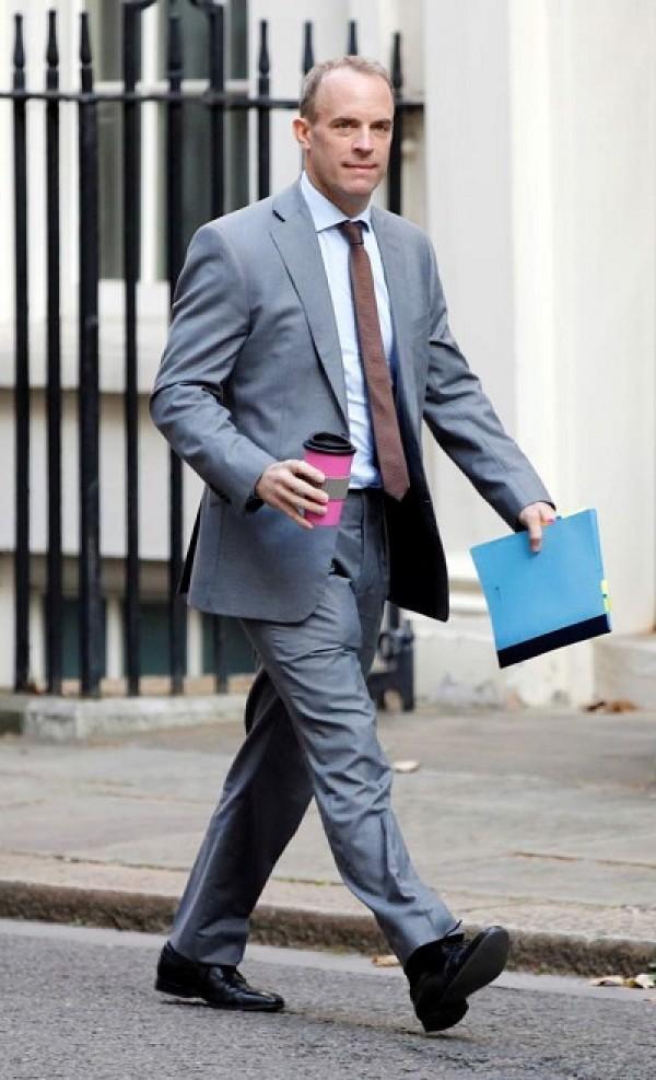 هجمات أرامكو ... وزير الخارجية البريطاني يرفص تصديق الرواية الحوثية