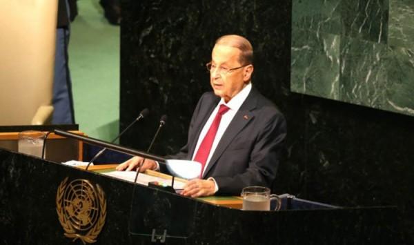لبنان في الأمم المتحدة