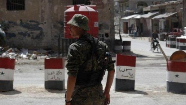 هجوم على حاجز لقوات النظام في الغوطة الشرقية