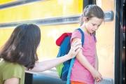 أولاد يخافون المدرسة
