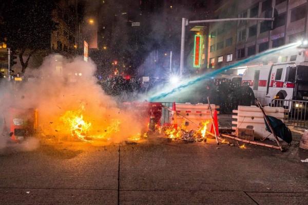 مأساة عشية ذكرى تأسيس الجمهورية الشعبية... 19 قتيلاً بحريق مصنع في الصين