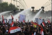 في بغداد حظر للتجول حتى إشعار آخر...
