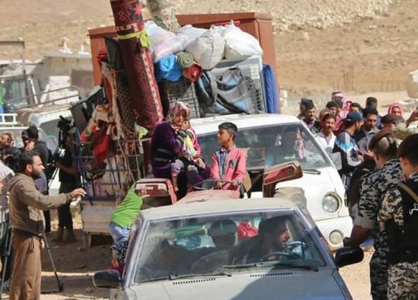 قصة تلويح عون بالتفاوض مع سوريا