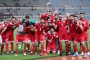 عرض هزيل وثلاث نقاط صعبة لمنتخب لبنان على أرضه