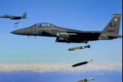 واشنطن تدمر ذخيرة وعتاداً في ضربة جوية شمال سوريا