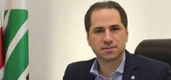 سامي الجميل: ادعو كل اللبنانيين للتعبير عن ارائهم بالشارع من دون اي مخالفة للقوانين