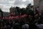 ازدياد أعداد المتظاهرين امام السراي الحكومي في النبطية