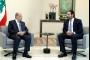 لقاء جمع عون والحريري قبيل انعقاد الجلسة