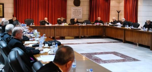 المطاركة الموارنة: لتلقف استقالة الحكومة والالتفاف حول رئيس الجمهورية