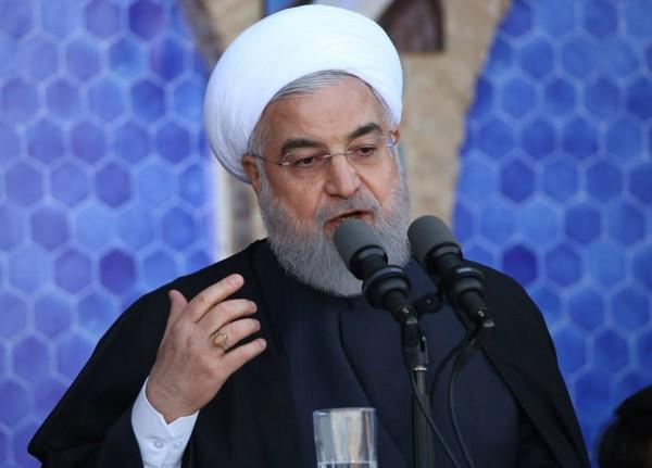روحاني: استمرار طهران في الاتفاق النووي سيمكنها من تحقيق 'هدف سياسي كبير'