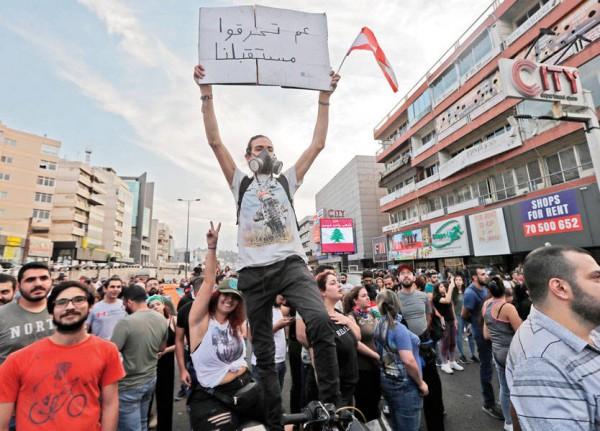 هذه المرة، النظام لن يستطيع إسقاط الشعب