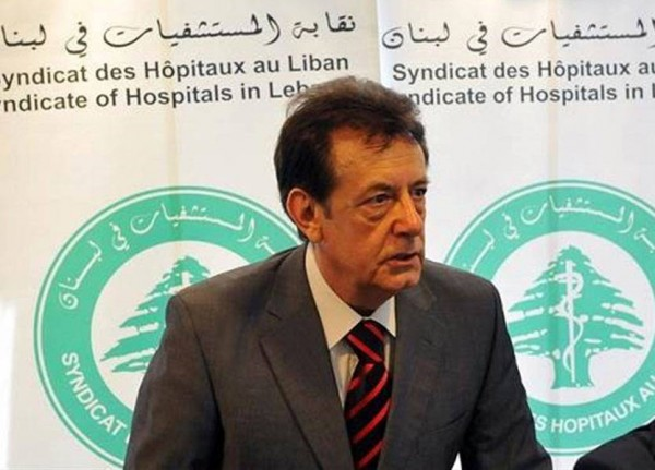 اضراب تحذيريّ للمستشفيات... هارون: قد نقع في 'كارثة صحية كبيرة'