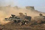 انفجارات قرب مطار دمشق.. وإسرائيل تعترض أربعة صواريخ أطلقت من سوريا