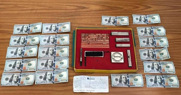 توقيف أشخاص لترويجهم أوراق نقدية مزورة في النبطية