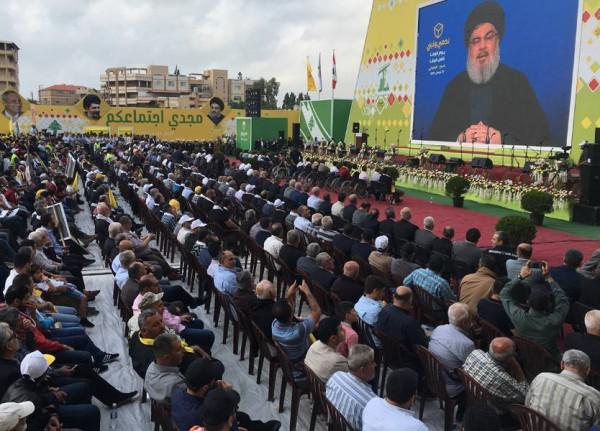 «حزب الله» يغازل الحريري ويُحيِّد جنبلاط ويصوّب على جعجع