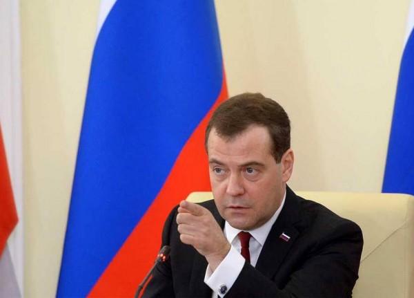 مدفيديف: روسيا حققت هذا العام أدنى مستوى تضخم في تاريخها