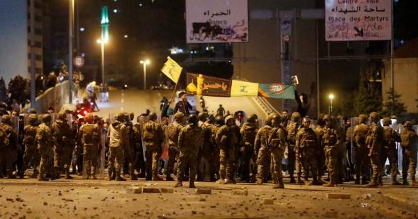 الانتفاضة اربكت «حزب الله».. سطوته في خطر!