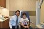 نجاح أول عملية إستئصال تشوه وعائي من عين طفل في «الأميركية»