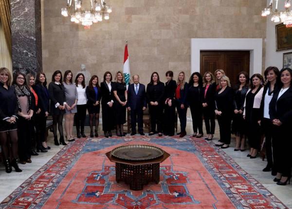 عون يُطمئن: لبنان سيتجاوز المرحلة الصعبة