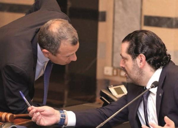 الحريري و'التيار': 'معركة تكسير رؤوس'!