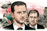 الأسد يُضحّي بأقاربه.. هل تحترق إمبراطورية مخلوف؟!