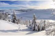 الطقس غدا أمطار متفرقة تشتد غزارتها بعد الظهر وثلوج على 1000م