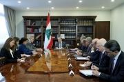 الرئيس عون عرض الاوضاع مع كوبيتش