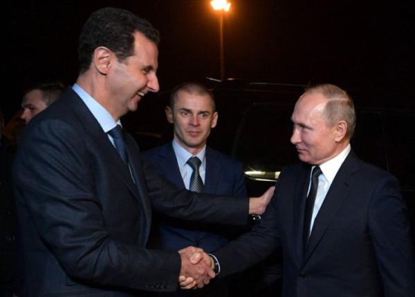 عودة النفوذ السوري على أجنحة الدور الروسي