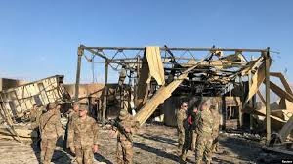 القيادة المركزية الأميركية: إصابة 11 جنديا أميركيا بجروح في الهجوم