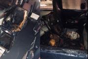 بالصور- أضرم النار بـ3 سيارات في صيدا... و'المعلومات' توقفه!